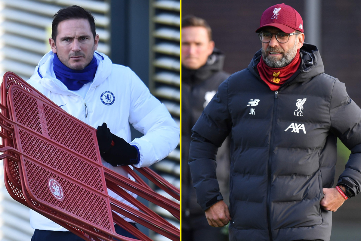 Chelsea vs Liverpool live commentary: Team news, kick-off ...