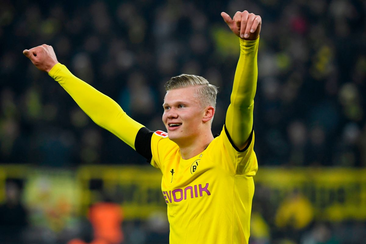 Liverpool Move Would Be U2018incredible Fit U2019 For Erling