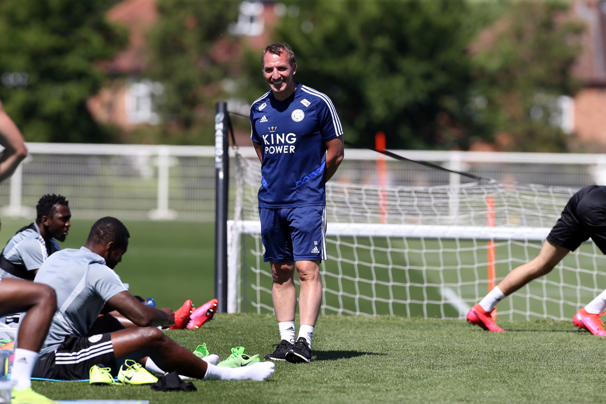 Leicester manager Brendan Rodgers says playing games in ...